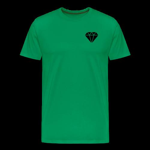 Basic Diamond Tee - Men's Premium T-Shirt