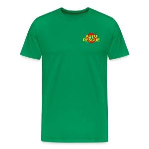 AR Logo - Men's Premium T-Shirt