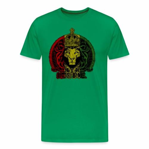 Tide of Lion - Men's Premium T-Shirt