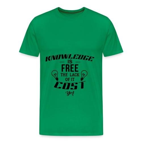 Power Up - Men's Premium T-Shirt