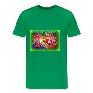 THE UNKNOWN - Men's Premium T-Shirt