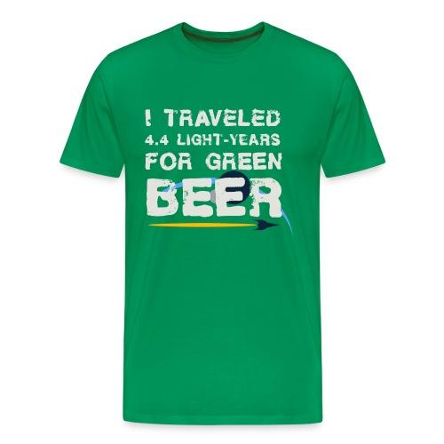 Hawkes' Grog Ale - Men's Premium T-Shirt
