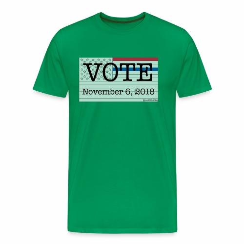 VoteNov62018 - Men's Premium T-Shirt