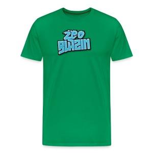 zeoblazin 2017 - Men's Premium T-Shirt