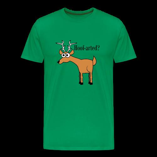 Hoof-arted? - Men's Premium T-Shirt