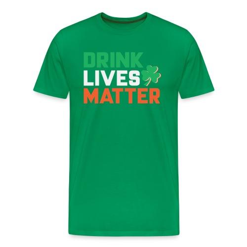 patrick day 2018 t shirt design - Men's Premium T-Shirt
