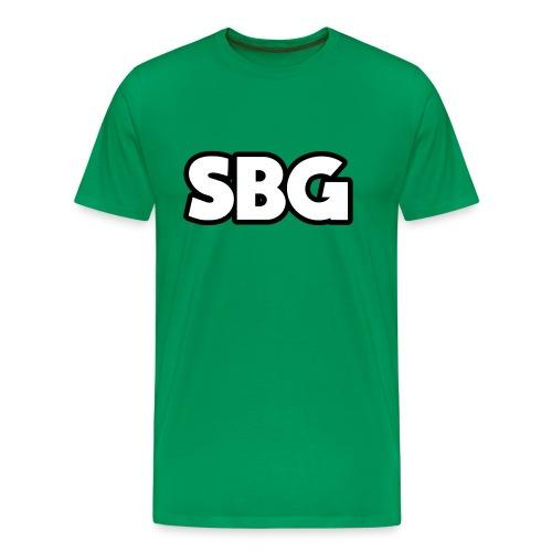 SBG - Men's Premium T-Shirt