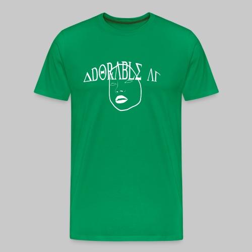 adorable af - Men's Premium T-Shirt
