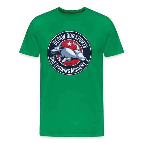 DePaw Classic - Men's Premium T-Shirt