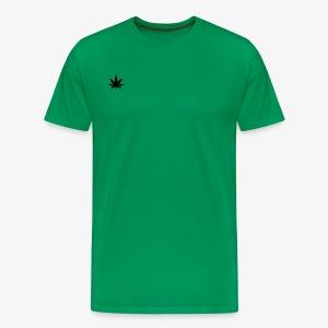 weed shirt - Men's Premium T-Shirt