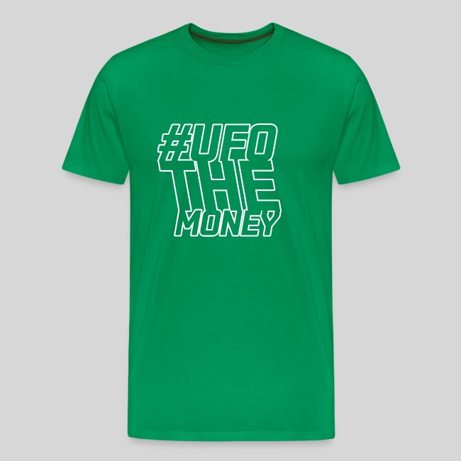 ALIENS WITH WIGS - #UFOTheMoney?