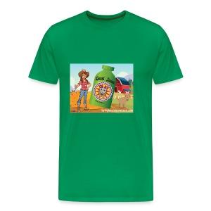 Nicole Sauce's Goat Juice - Men's Premium T-Shirt