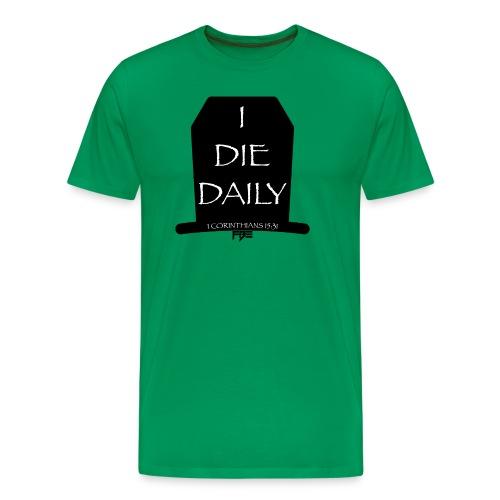DieDaily - Men's Premium T-Shirt