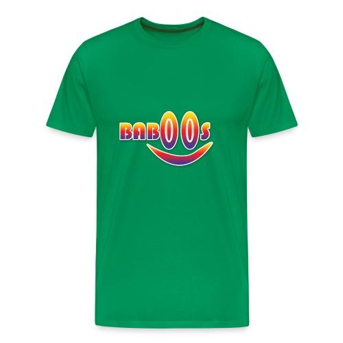 Baboos smiley funny design - Men's Premium T-Shirt