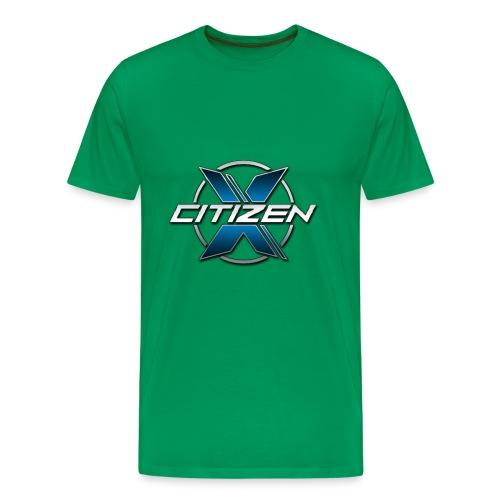 CitizenX Team Logo - Men's Premium T-Shirt