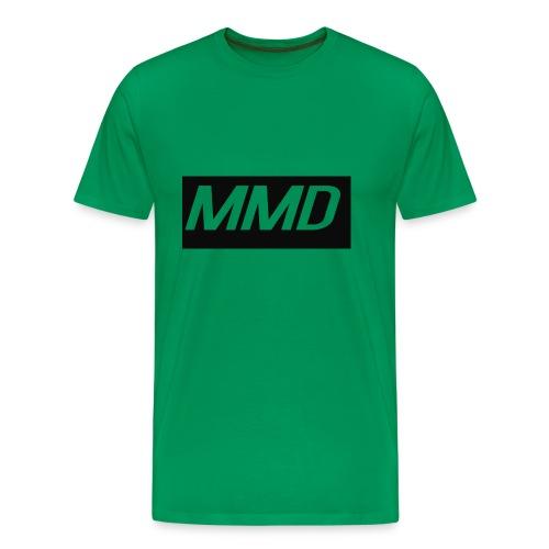 mddlogo - Men's Premium T-Shirt