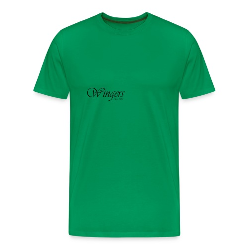 Wingers_4 - Men's Premium T-Shirt