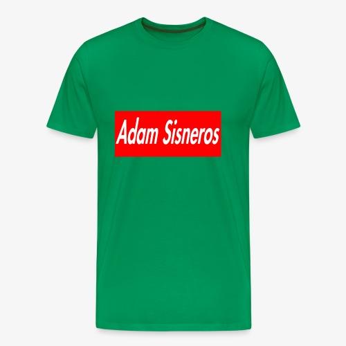adamshirtlogo - Men's Premium T-Shirt