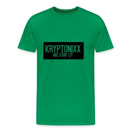 KryptoMot - Men's Premium T-Shirt