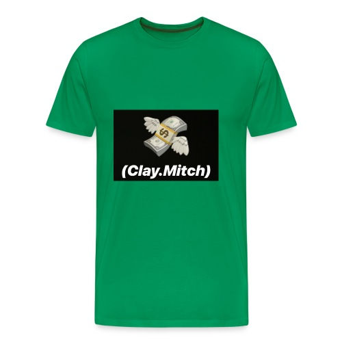 Clay.Mitch - Men's Premium T-Shirt