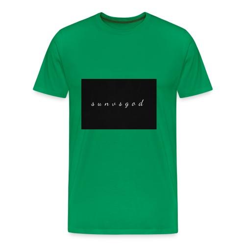 sunvsgod merch - Men's Premium T-Shirt