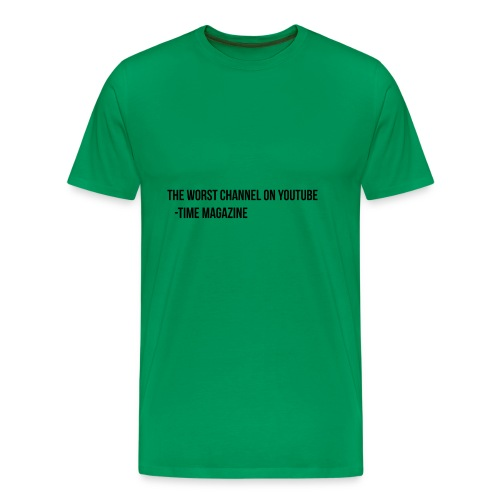 Why are you considering buying this - Men's Premium T-Shirt
