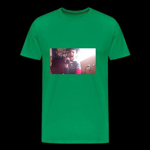 stevebrostuntmant shirt - Men's Premium T-Shirt