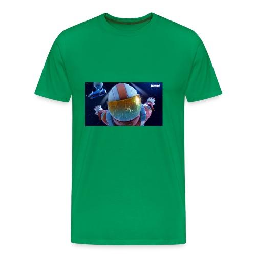 Fortnite Sky Diving - Men's Premium T-Shirt