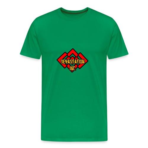 Rhombus Logo. - Men's Premium T-Shirt