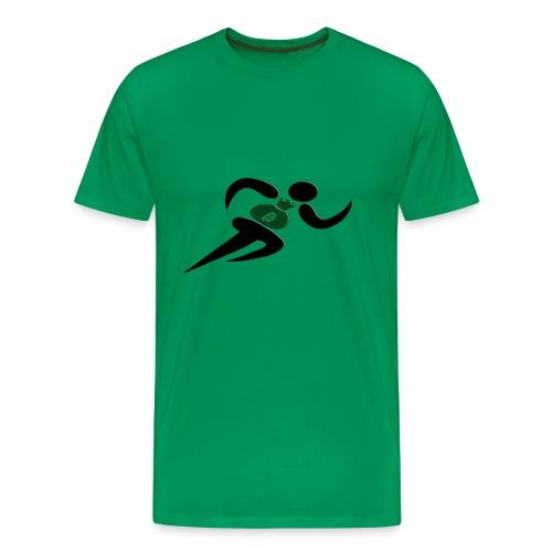 Bag Cha$er - Men's Premium T-Shirt