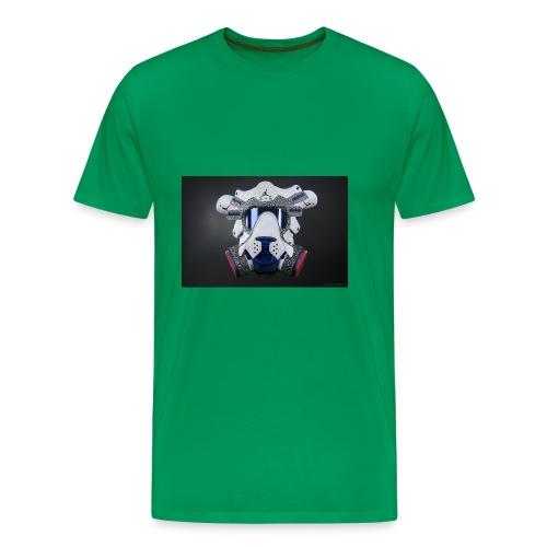 The Gasmask jorden - Men's Premium T-Shirt