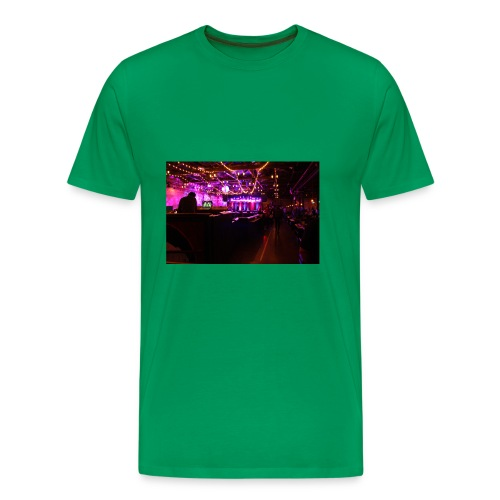 brooklyn bowl - Men's Premium T-Shirt