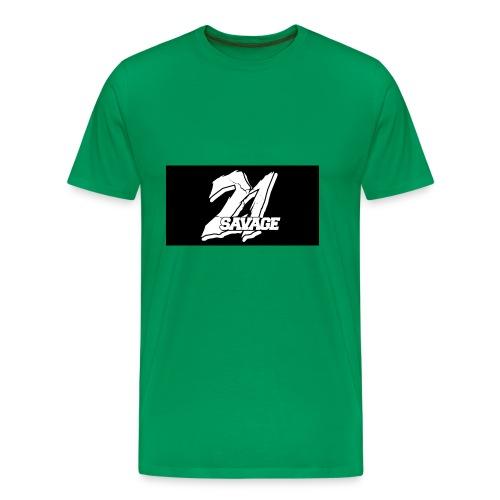 21 savage shirt - Men's Premium T-Shirt