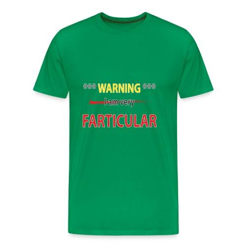 farticular - Men's Premium T-Shirt