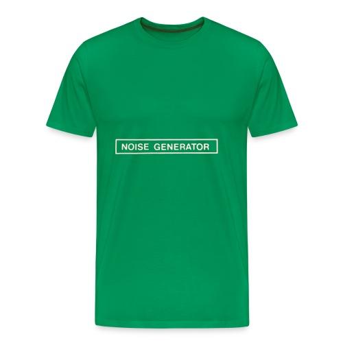 Noise Generator - Men's Premium T-Shirt