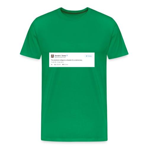 Occasionally, He Tells the Truth - Men's Premium T-Shirt