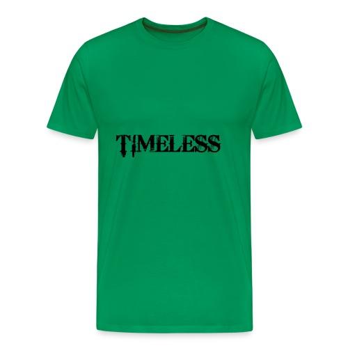 Timeless Tri Blend Urban Hoodie - Men's Premium T-Shirt