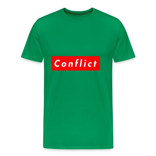 conflict bogo - Men's Premium T-Shirt