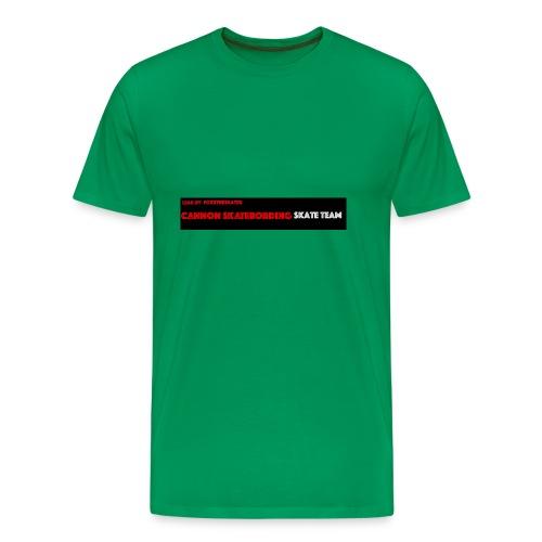New Skate team apperal - Men's Premium T-Shirt