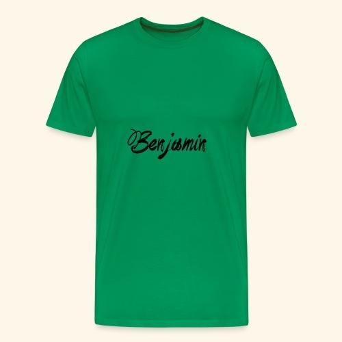 Great Benjamin - Men's Premium T-Shirt