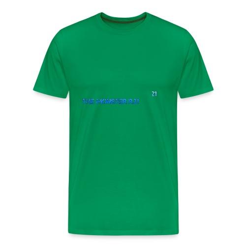 the monster r.21 - Men's Premium T-Shirt
