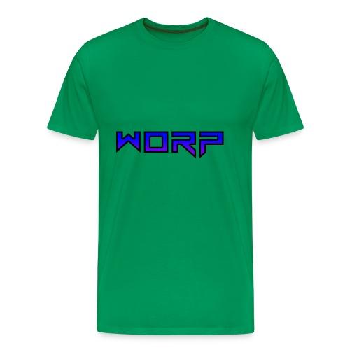 Text - Men's Premium T-Shirt