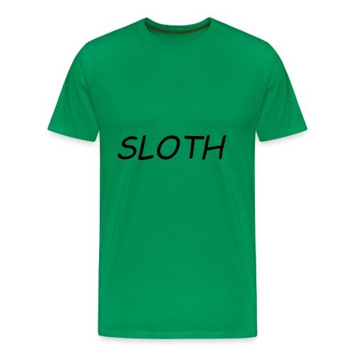 SLOTH XL - Men's Premium T-Shirt