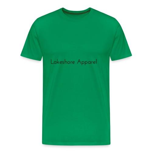 Lakeshore Apparel - Men's Premium T-Shirt