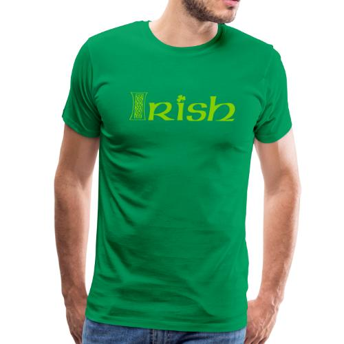 Irish Vector - Men's Premium T-Shirt