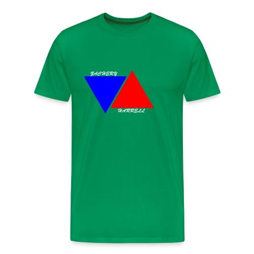 Officail 2017 Zachery Harrell logo - Men's Premium T-Shirt