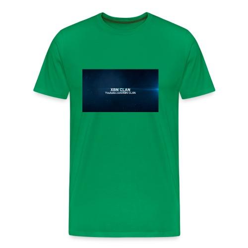 XBN CLAN - Men's Premium T-Shirt