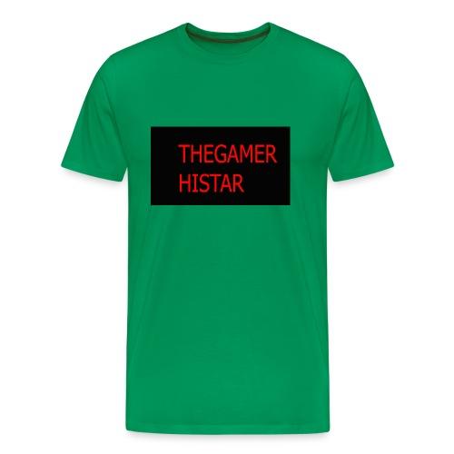 thegamer histar new logo - Men's Premium T-Shirt