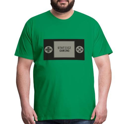 sTaTiicz - Men's Premium T-Shirt