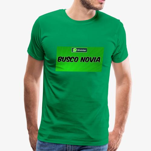 busco la novia - Men's Premium T-Shirt